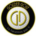 Golden Golf Logo